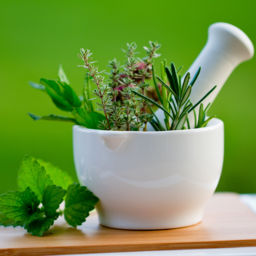 Herbal Remedies - an example of continuity in treatments over time