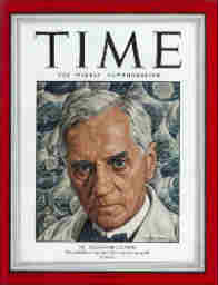 Alexander Fleming Penicillin Time Magazine Cover